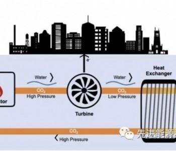 英国启动首个Allam-Fetvedt循环<em>燃气发电</em>项目
