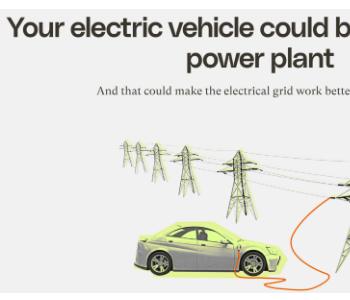纽约电动大巴支持电网,降低对调峰燃气电厂依赖