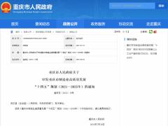 """重庆布局氢燃料发电站技术 《重庆市<em>制造业</em>高质量发展""""十四五""""规划》发布"""