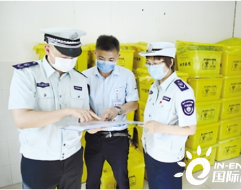 北京强化<em>医疗废物</em>和废水安全处置