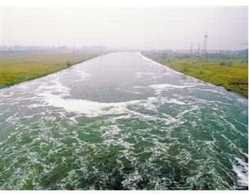 """江西省污水处理达到""""十三五""""规划目标"""