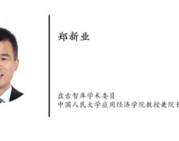 中国人民大学教授郑新业:为什么要推进分时电价