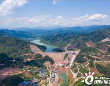 老挝南欧江七级电站二期项目建设即将圆满收官