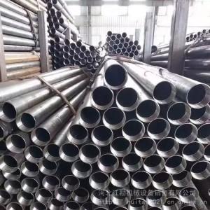 管棚支护127偏心钻跟管 偏心钻头 焊接钢花管