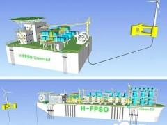韩国海洋大学利用海上<em>风电建设</em>制氢工厂