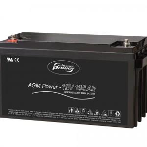 威仕博纳米吸酸胶体动力型蓄电池6-GFM160AH价格