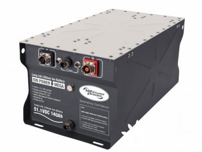 威仕博Whisperpower锂电池51.1V140Ah现货