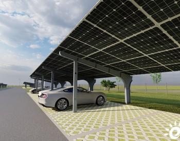 青岛高新区分局积极支持分布式光伏发电项目试点