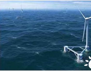 水光潋滟!碳中和不可缺少水上可再生能源:海上风