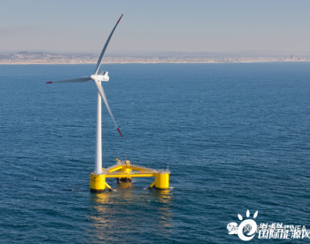 韩国漂浮式海上风电里程碑:颁出首个许可证!