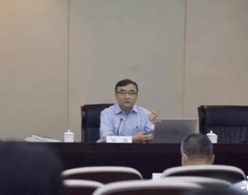 """能源基金会邹骥:三峡集团发展方向与国家""""双碳""""目标高度契合"""
