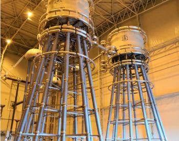 中国能建北京设备公司研制±1100千伏干式空心平波电抗器成功应用