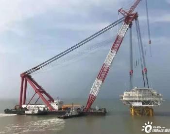 国内首个!龙源电力射阳风场完成海上风电一次调频试验