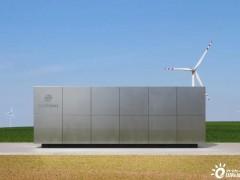 远景为河南省首个分散式风储项目提供智慧储能