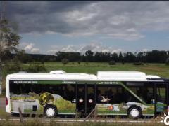 搭载重塑科技<em>燃料电池系统</em>的梅赛德斯-奔驰Citaro客车亮相德国国家公园