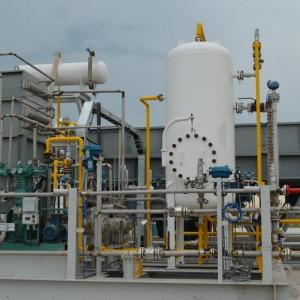 LNG储罐设备及工程