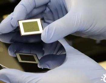 破纪录!双面太阳能电池效率进一步提升!