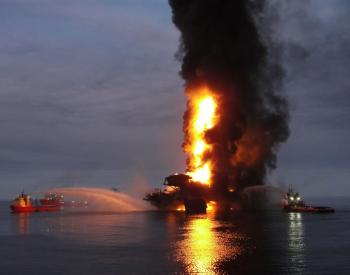 外媒:墨西哥<em>石油开采</em>平台发生爆炸,致6人受伤