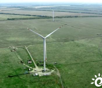 """采用远景能源陆上智能风机!""""中哈产能合作""""50MW"""