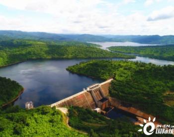 柬埔寨甘再水电站累计发电量突破40亿度