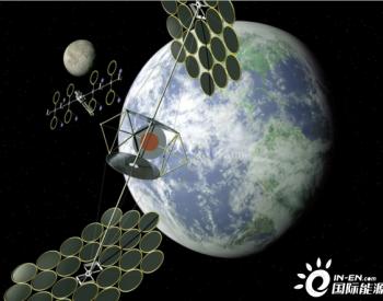 在太空中建造<em>太阳能发电场</em>能实现吗?