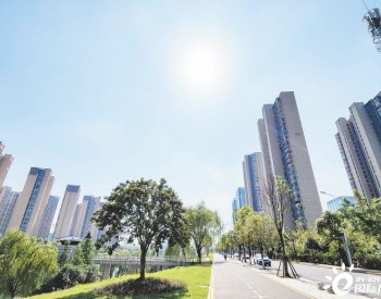 湖南省长沙市首个片区整体提质示范项目洋湖片区城
