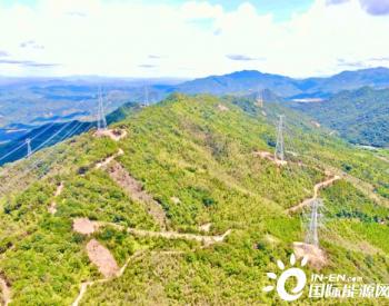 中国能建广东火电承建500千伏梅州抽水蓄能电站接入系统工程投运