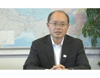"""赵东:中国石化""""十四五""""新增光伏风电装机各2000兆瓦"""
