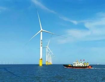 国内最大<em>海上风电装机</em>商中报营收利润双增,拟派发现金红利10.82亿