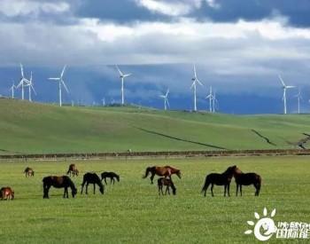 总投资约24.6亿元!内蒙古300MW风电项目建成投产