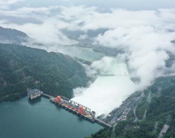 河北丰宁抽水蓄能电站上水库混凝土施工全部完成