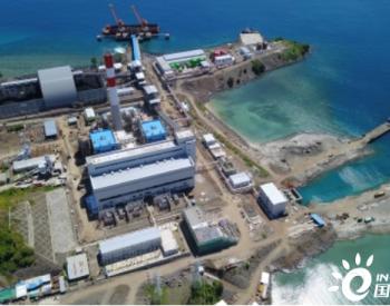 上海电建印尼哥伦打洛项目1号机组满负荷运行试验