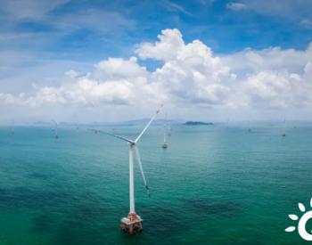 广东电网上半年实现全省已建成海上风电机组100%并