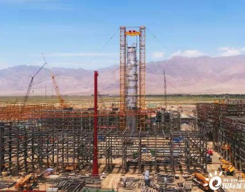 新疆首个乙烷制乙烯<em>项目投产</em> 助力南疆夯实工业基础