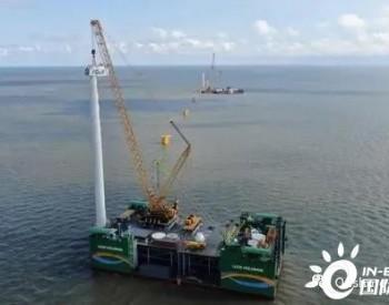 越南计划到2045年<em>海上风电装机</em>容量达21GW!