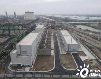 中冶华天总承包中天钢铁(南通)220kV总降变电站