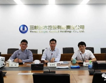 三峡绿色能源(江苏)有限公司成立!