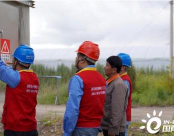 国网青海电力助力高原美丽乡村建设