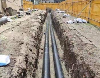 黑龙江省哈尔滨威立雅今年改造老旧供热管线38.74公里 供热期前完工