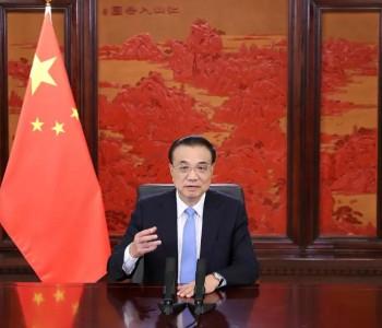 """国务院总理李克强谈能源发展:一手做""""减法"""","""
