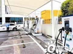 贵州省毕节城区新增2个充电站 50分钟充满电