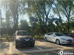 三改一拆进行时 新能源汽车充电桩首次走进浙江宁