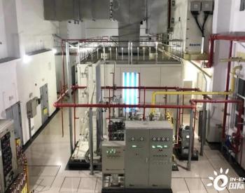 哈电电机研制的青海新能源分布式调相机投运