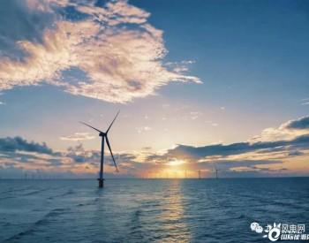 协鑫江苏如东H13#、H15#海上风电场将提前收官