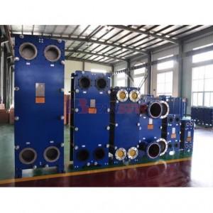 暖通工程专用板式换热器