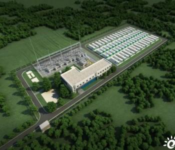 三峡集团首个独立储能电站开工建设