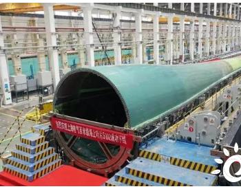 恒神碳纤维拉挤板在<em>电气风电</em>百米级大叶片上成功应用