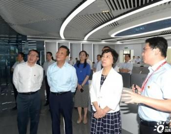 要争当电气产业示范者引领者推动者 上海电气集团主要领导调研电气风电