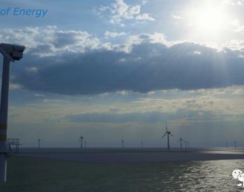 比利时海岸附近部署的海上光伏项目平准化能源成本