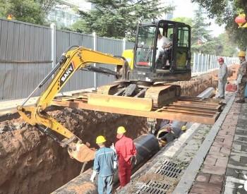 河南省洛阳市新安集中供热扩建二期项目正有序推进